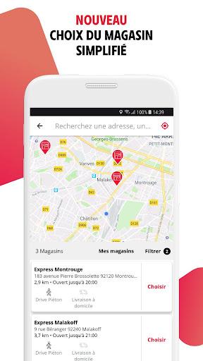 Intermarchu00e9, Magasin & Services (Drive, Livraison)  Screenshots 2