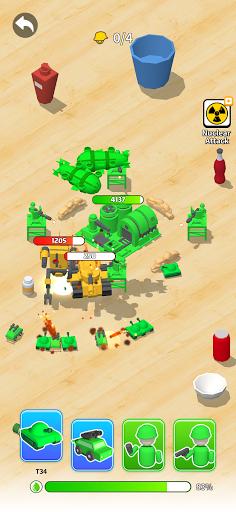 Toy Army: Draw Defense 0.1 screenshots 5