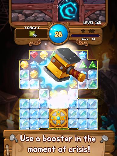 Jewels Time : Endless match 2.10.1 screenshots 12
