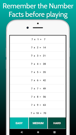 Learn Math, Multiplication,Division,Add & Subtract 1.6.2 screenshots 4