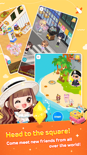 LINE PLAY - Our Avatar World  screenshots 4