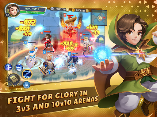 Oath of Glory - Action MMORPG apkdebit screenshots 9