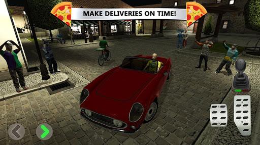 Pizza Delivery: Driving Simulator 1.6 screenshots 13