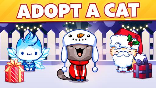 Cat Game - The Cats Collector! apkmartins screenshots 1