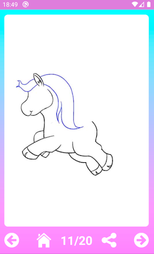 How to draw cute animals step by step 1.7 Screenshots 14