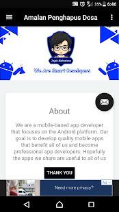 Amalan-amalan Penghapus Dosa 7.0 APK + Мод (Unlimited money) за Android