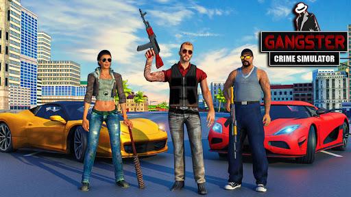 Real Gangster Grand City - Crime Simulator Game 1.2 screenshots 12