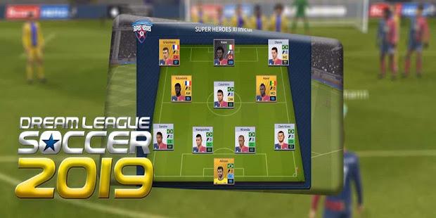 Strategic guide for Dream football Game Mod Apk