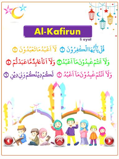 Iqro - Learn to Read Al-Quran 1.3.0 screenshots 13