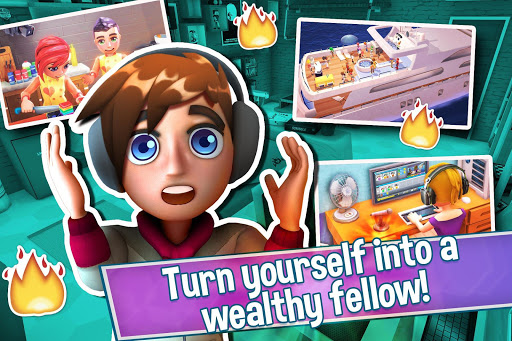 Youtubers Life: Gaming Channel - Go Viral! 1.6.4 screenshots 1