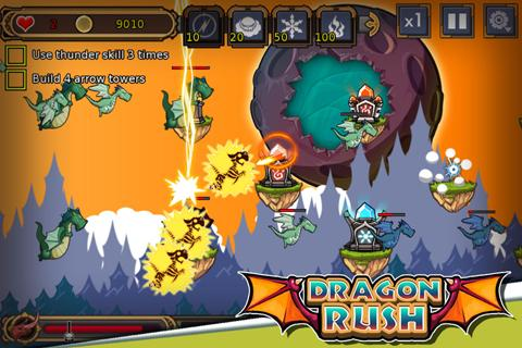 Dragon Rush 2.2 screenshots 4
