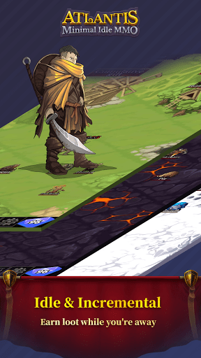 Atlantis minimal idle MMO screenshots 12