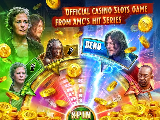 The Walking Dead: Free Casino Slots 218 screenshots 10
