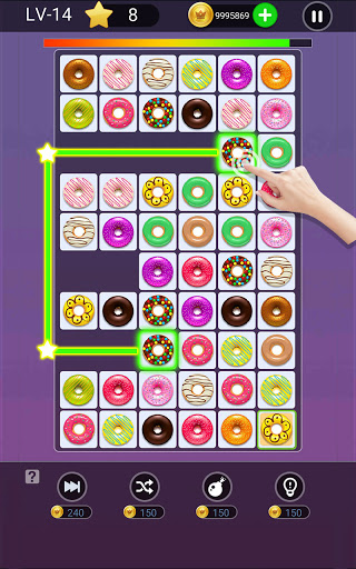 Onet 3D-Classic Link Match&Puzzle Game 3.1 screenshots 14