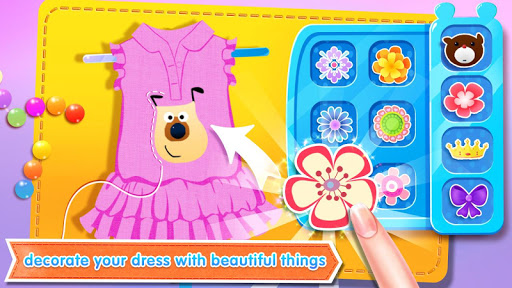 ud83dudccfud83cudf80Baby Tailor - Clothes Maker modavailable screenshots 4