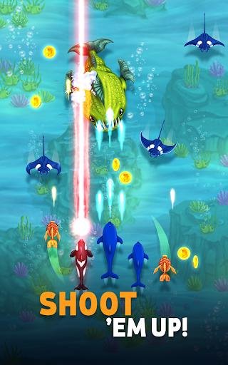 Sea Invaders Galaxy Shooter - Shoot u2018em up!  screenshots 17