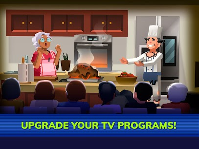 TV Empire Tycoon – Idle Management Game 8