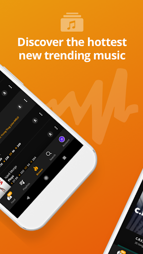 Audiomack: Download New Music Offline Free screen 2