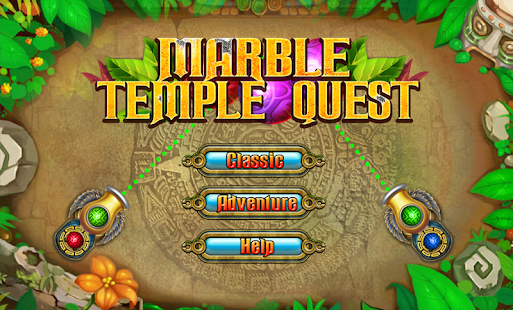 Marble - Temple Quest Screenshot
