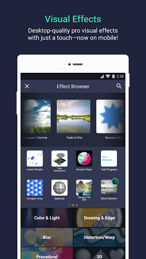 Alight Motion — Video and Animation Editor screen 2
