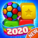 Toy Brick Crush - Relaxing Matching Puzzle Game