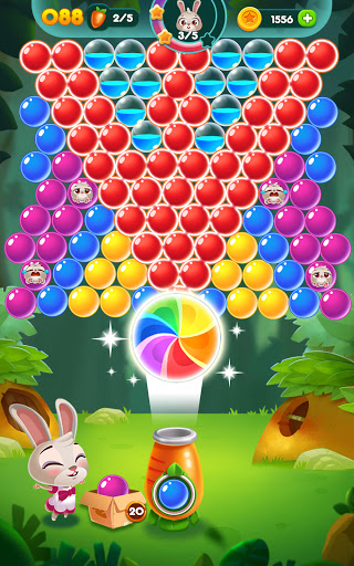Bubble Bunny: Animal Forest 1.0.3 screenshots 10