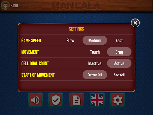 Mancala Online - Strategy Board Game apktram screenshots 8