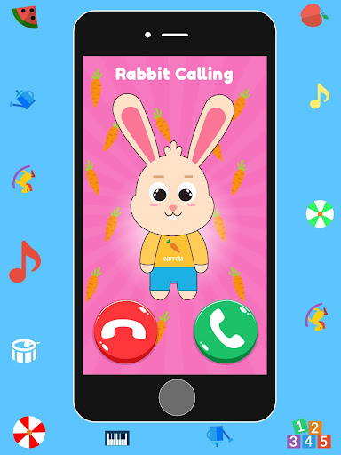 Baby Real Phone. Kids Game 2.1 Screenshots 10