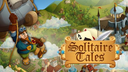 Descargar Solitaire Tales para PC ✔️ (Windows 10/8/7 o Mac) 1