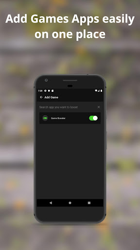 Game Booster 4x Faster Free - GFX Tool Bug Lag Fix apktram screenshots 7