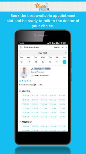 Health Gennie - Healthcare at Home 1.5.2 Screenshots 4