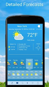 Weather 2 weeks (UNLOCKED) 6.0.9 Apk 1