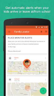 Zoemob Family Locator 4.75 Screenshots 2