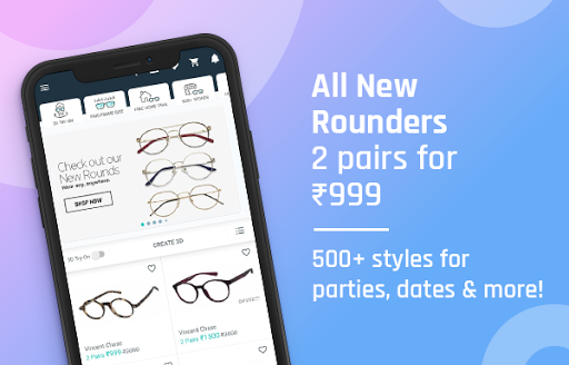 Lenskart: Eyeglasses, Sunglasses, Contact Lens App 3.0.7 screenshots 7