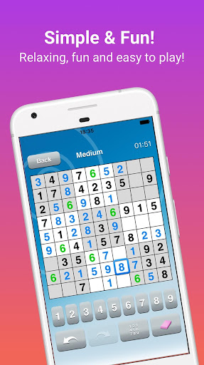 Sudoku :) android2mod screenshots 2