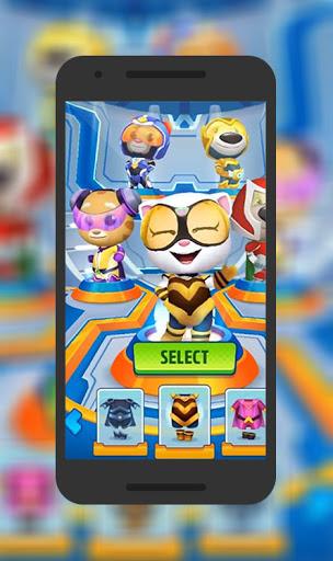 Guide for Talking Tom Hero Dash Game 1.0 Screenshots 2