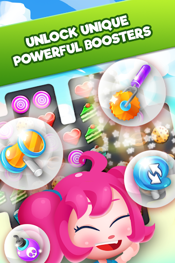 Cookie Blast 2 - Crush Frenzy Match 3 Mania 8.1.1 screenshots 3