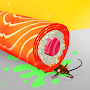 Sushi Roll 3D icon