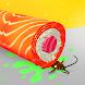 スシロール3D (Sushi Roll 3D) - 料理ゲーム - Androidアプリ