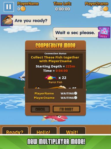 Ninja Fishing 2.5.2 screenshots 10