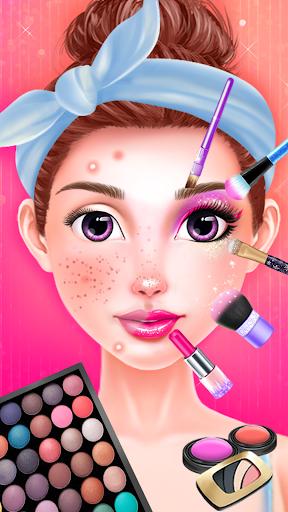 High School Crush: Dress Up And Makeup Apkfinish screenshots 7