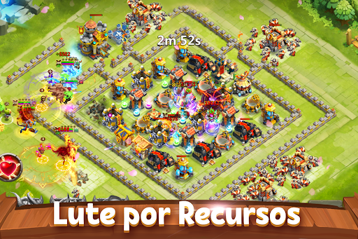 Castle Clash: Batalha de Guildas 1.7.2 screenshots 2