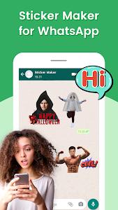 Sticker Maker - Make Sticker for WhatsApp stickers 1.01.23.07.30 (VIP)