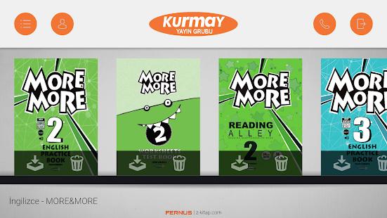 Kurmay Mobil Ku00fctu00fcphane 2.3.21 Screenshots 1
