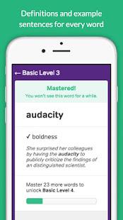 Vocabulary Builder - Test Prep
