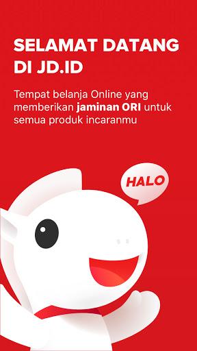 JD.ID Your Online Shopping Mall  screenshots 1