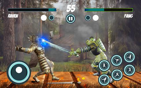 Ultimate Ninja Assassin Fighting-Shadow Fighter 3D Hack & Cheats Online 5