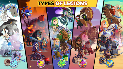 Lords Hooray: Legends of Legion 1.1.7(2011170414) screenshots 9