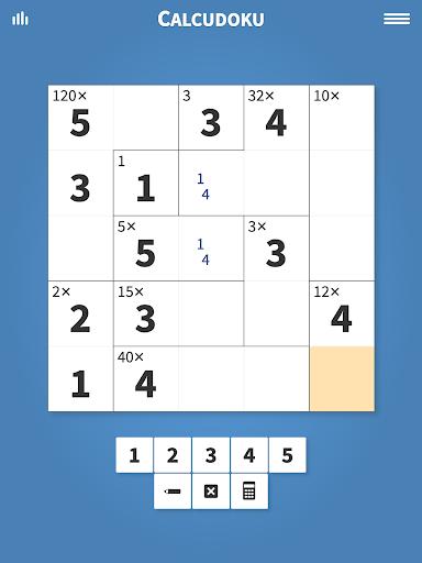 Calcudoku u00b7 Math Logic Puzzles Apkfinish screenshots 8