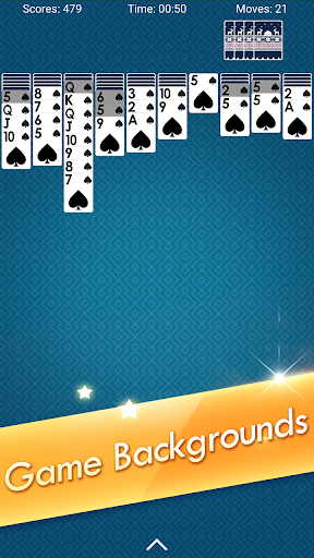 Spider Solitaire - Classic Card Games 4.7.0.20210611 screenshots 14
